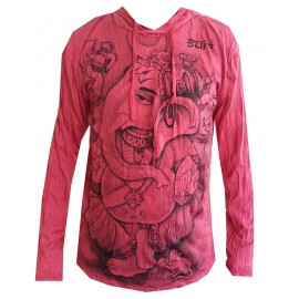 Ganesh profil face Man Hoodie Sure Brand Various size and color!