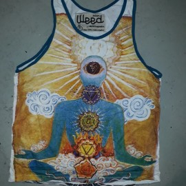 Weed By Sure Design Thailand Yoga Clothing Buddha Meditation M