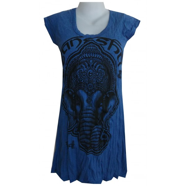 Ganesh Head tunic amazing style and quality for affordable price online! FREE SIZE