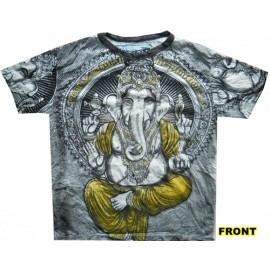 Ganesh attractive men T shirt from Weed brand Thailand buy now!