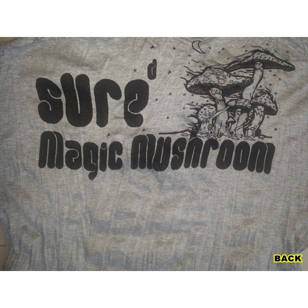 Mushroom Magic Yoga  Sure brand amazing T-shirt for best price online!