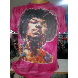 100% cotton short sleeve Sure Men t shirt Jimi Hendrix Music Hippie Weed  M-L